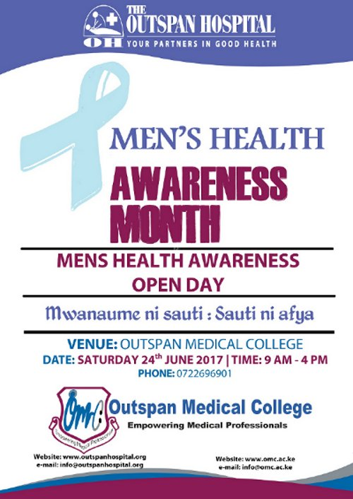 Mens Health Open Day